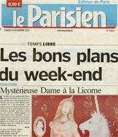 Livre : Les Mystères de la Dame à La Licorne